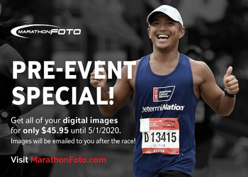 MarathonFoto – Early Bird Special!