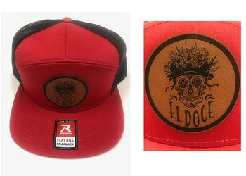 El Doce Hat with Patch
