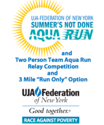 UJA-Federation of NY Summer's Not Done Aqua Run: Race Against Poverty