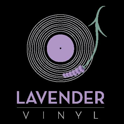 Lavender Vinyl Logo