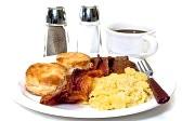 Pre-ride Breakfast