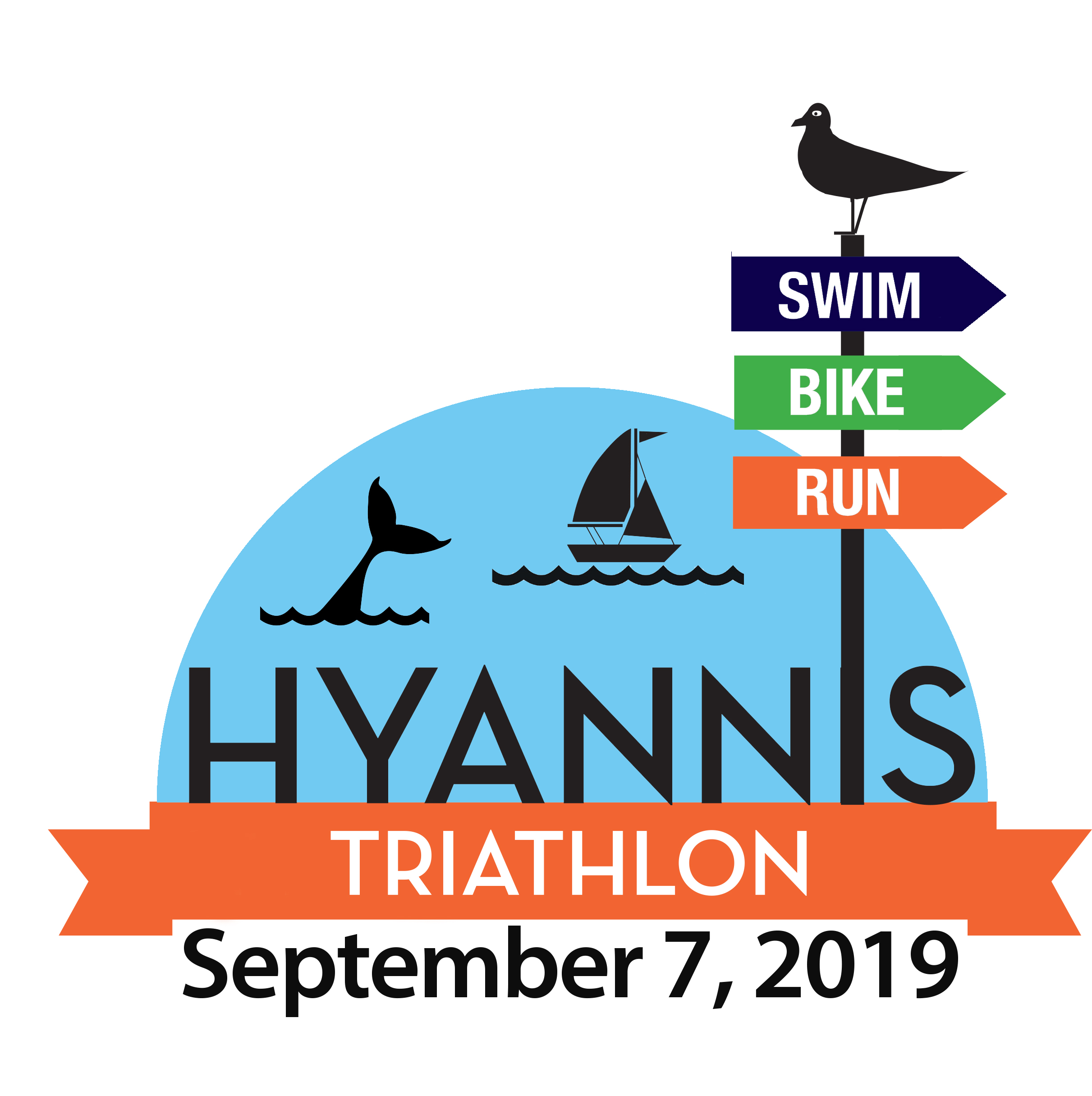 Hyannis Sprint & Olympic Triathlon - Sept 2019