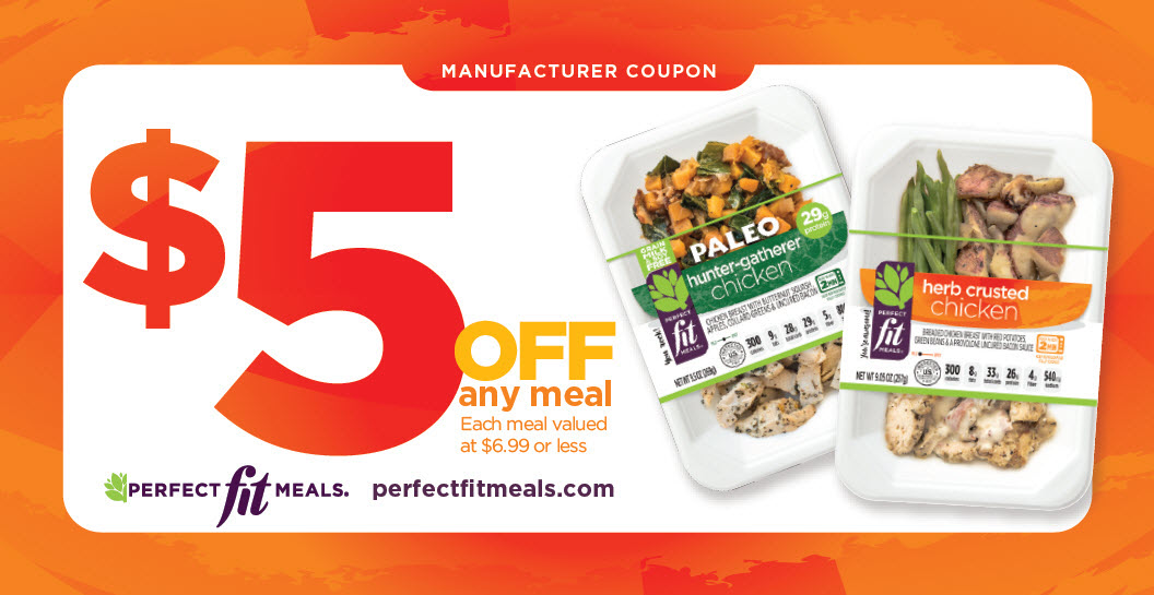 Perfect Fit Meals Coupon