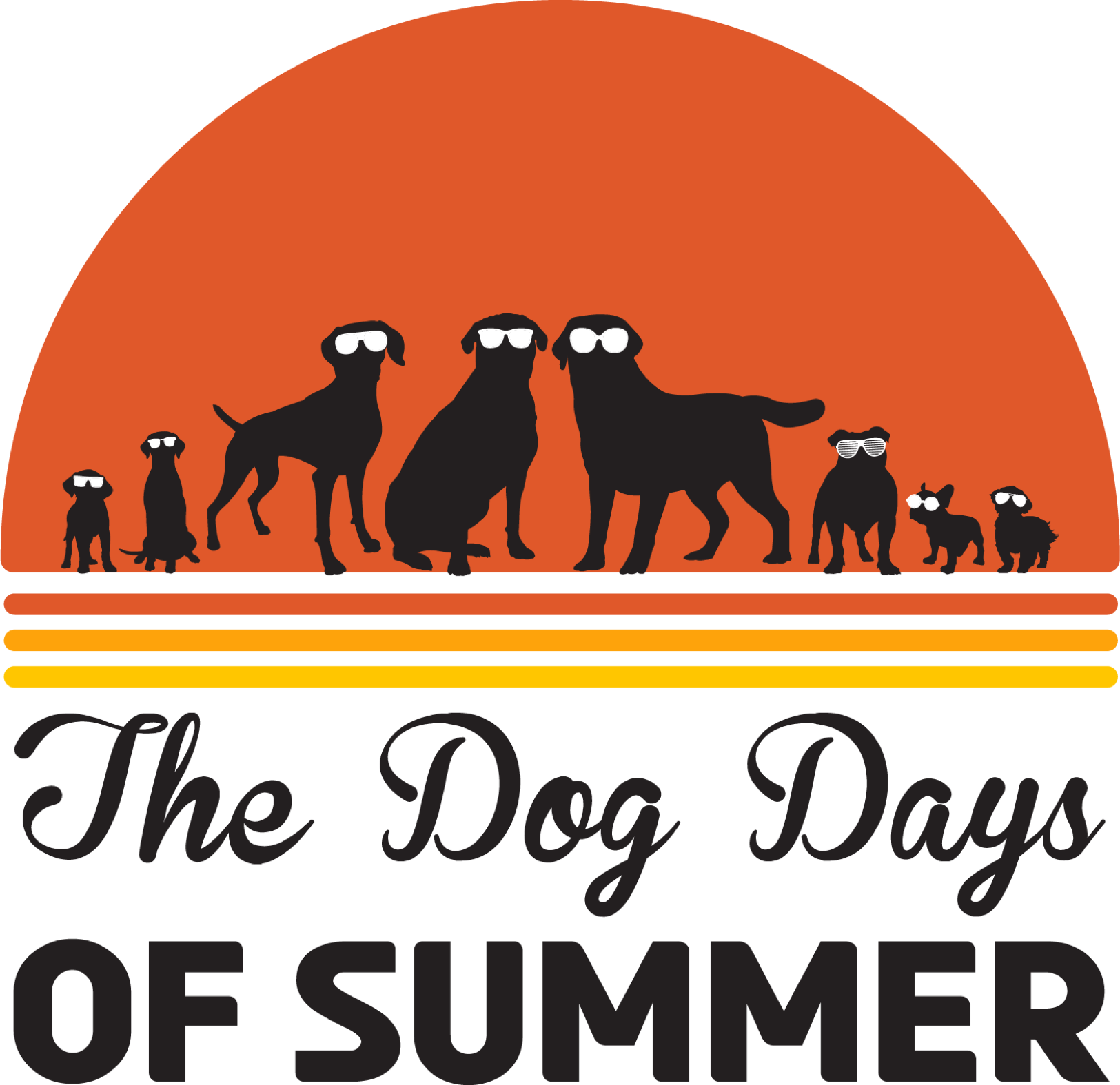 The Dog Days of Summer 5K