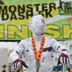 The Beach Monster Dash 5k & Spooky 1 Mile