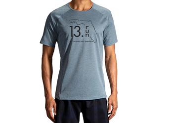 Brooks Men's Distance Short Sleeve - 13.RUN