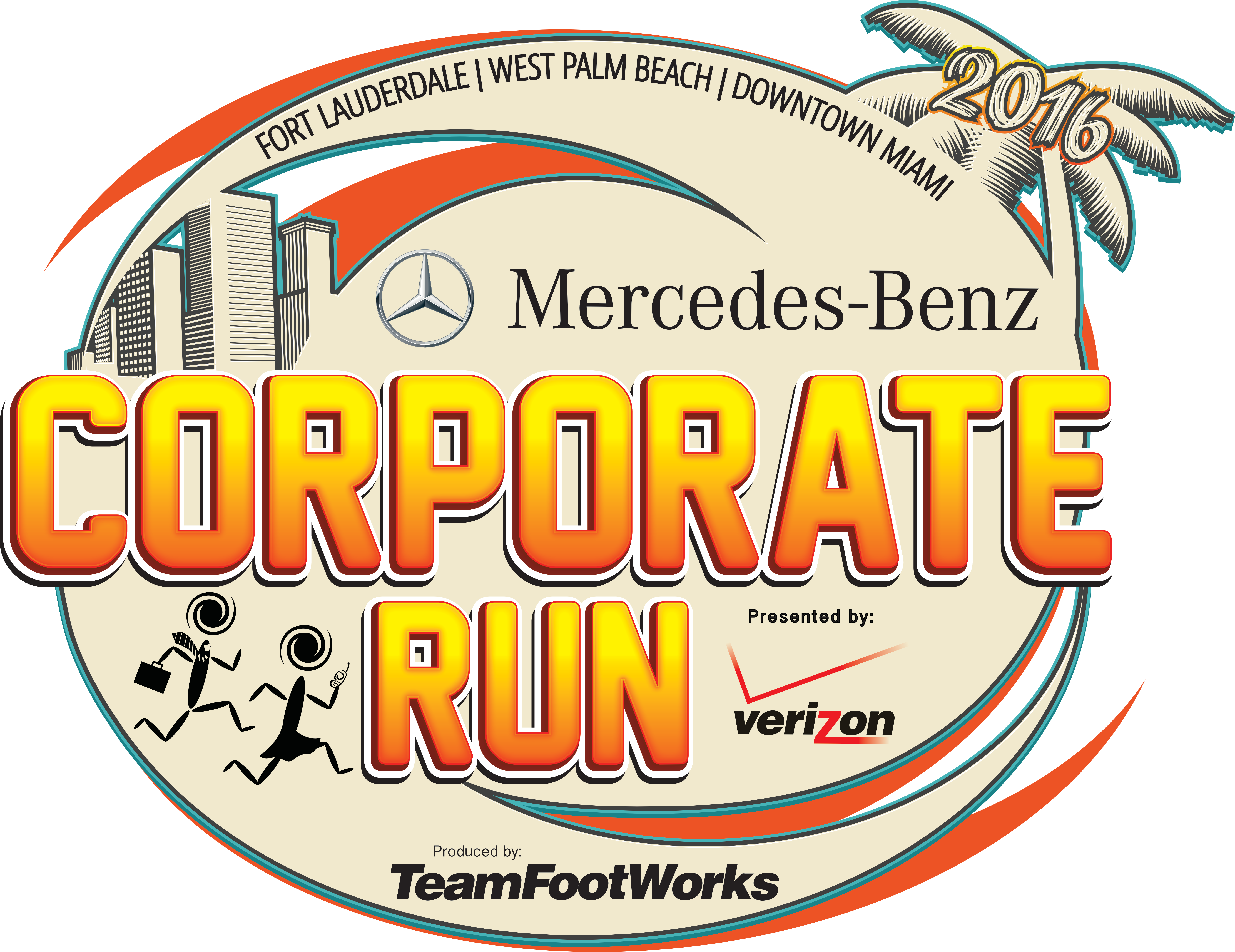 Haku for Mercedes benz corporate run 2018
