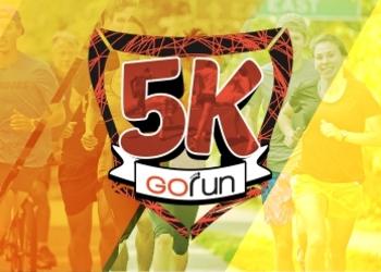 GO RUN 5K RUN & WALK