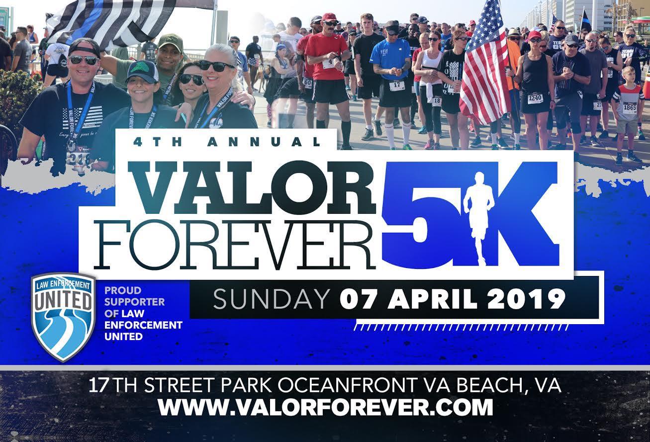 4th Annual Valor Forever 5K
