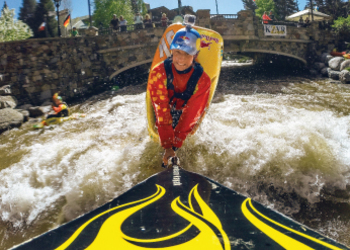 Coors Light Kayak Freestyle