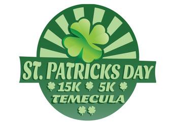 St. Patrick's Day 15K & 5K