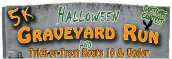 GRAVEYARD 5K & Trick-or-Treat Dash