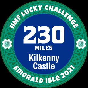 230 Miles /// Kilkenny Castle
