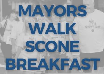 Mayors Walk Scone Breakfast