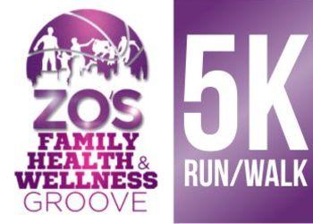 Zo's Health & Wellness Groove 5K Run/Walk