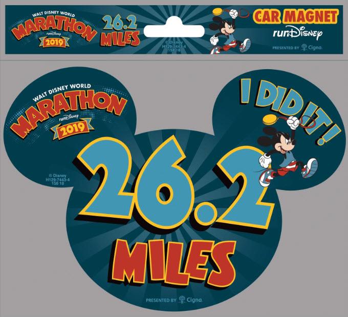 Walt Disney World® Marathon | Runner Bundle