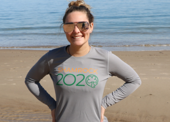 Shamrock 2020 Brooks Tech Tee