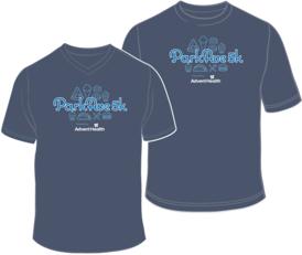 Park Ave 5k Shirt