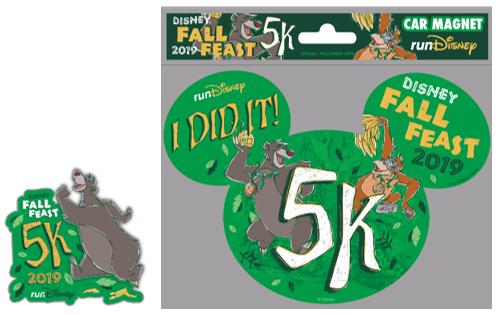 Disney Fall Feast 5K | Runner Bundle