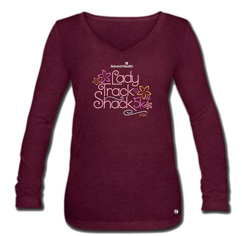 Lady Track Shack 5k Long Sleeve Shirt