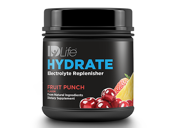 Hydrate- Fruit Punch 7.83 oz