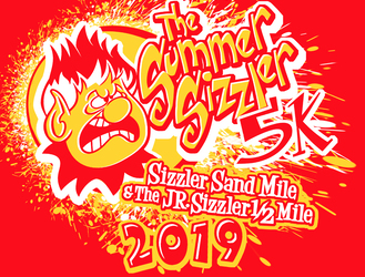 Summer Sizzler 5k, 1 Mile Sand Run & Kids 1/2 Mile