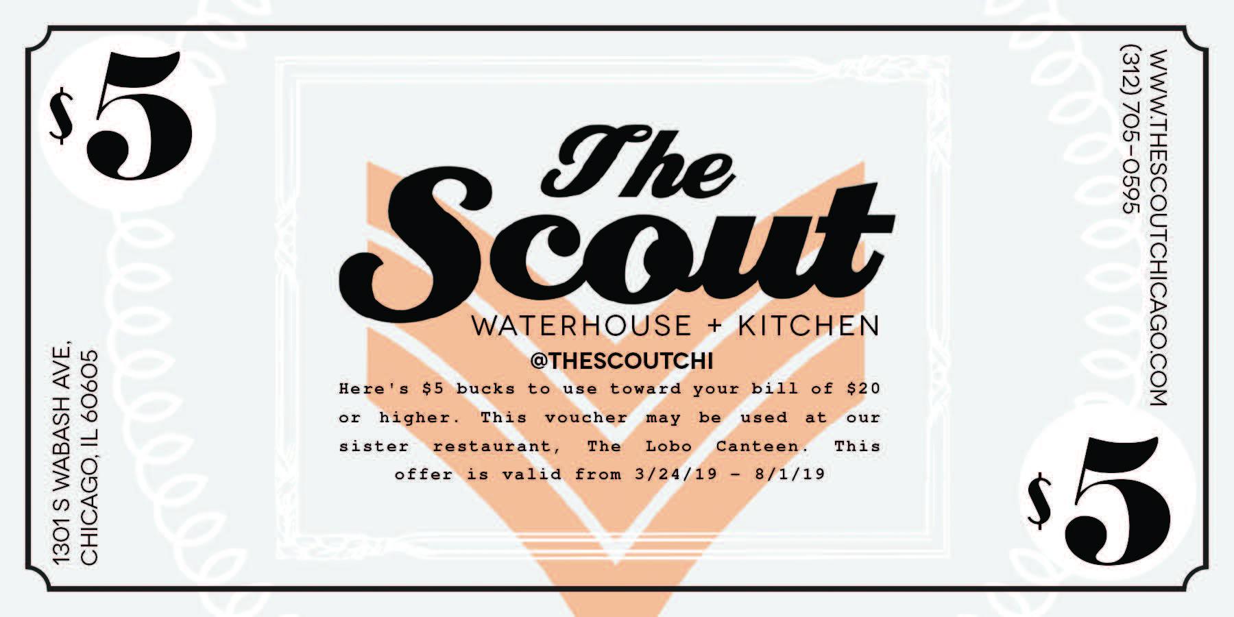 The Scout Waterhouse & Kitchen