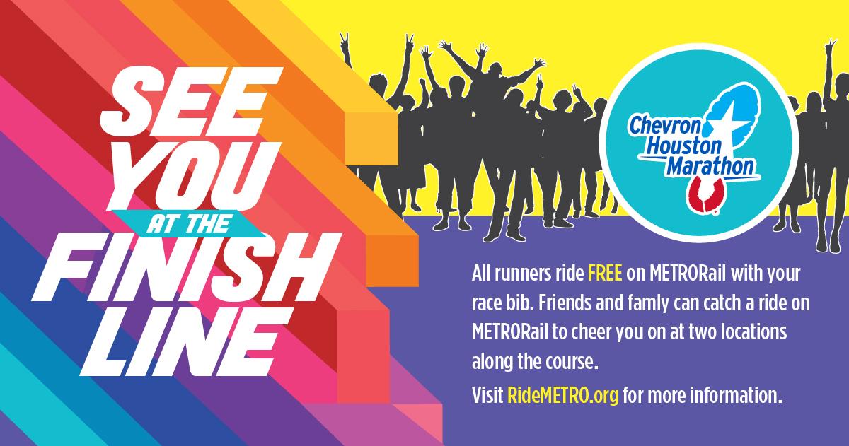Free Rides on METRORail Image