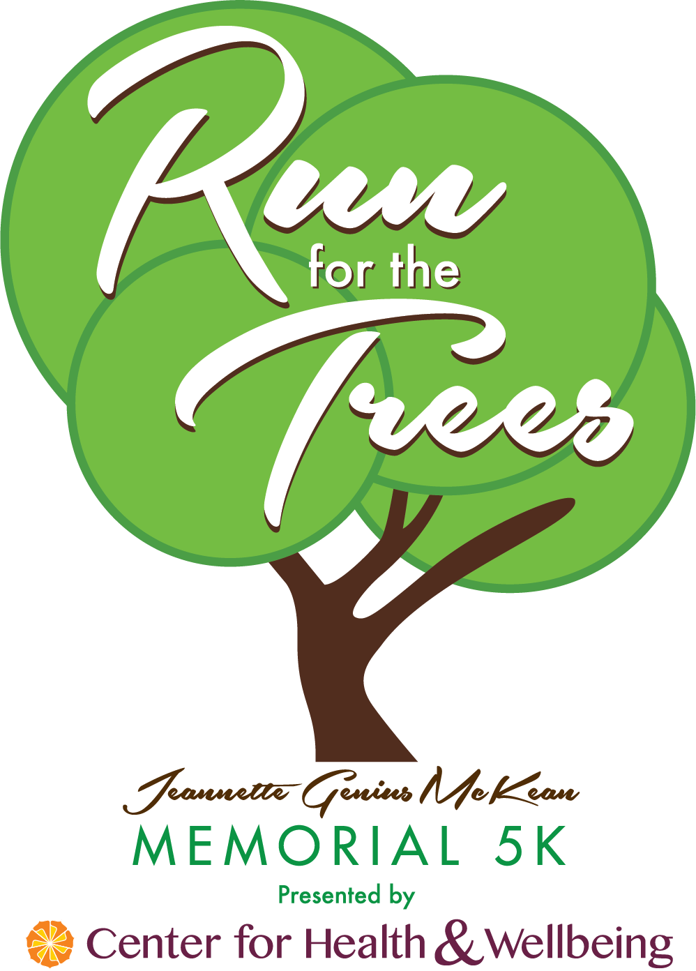 Run for the Trees Jeannette Genius McKean Memorial 5k presented by Center for Health & Wellbeing