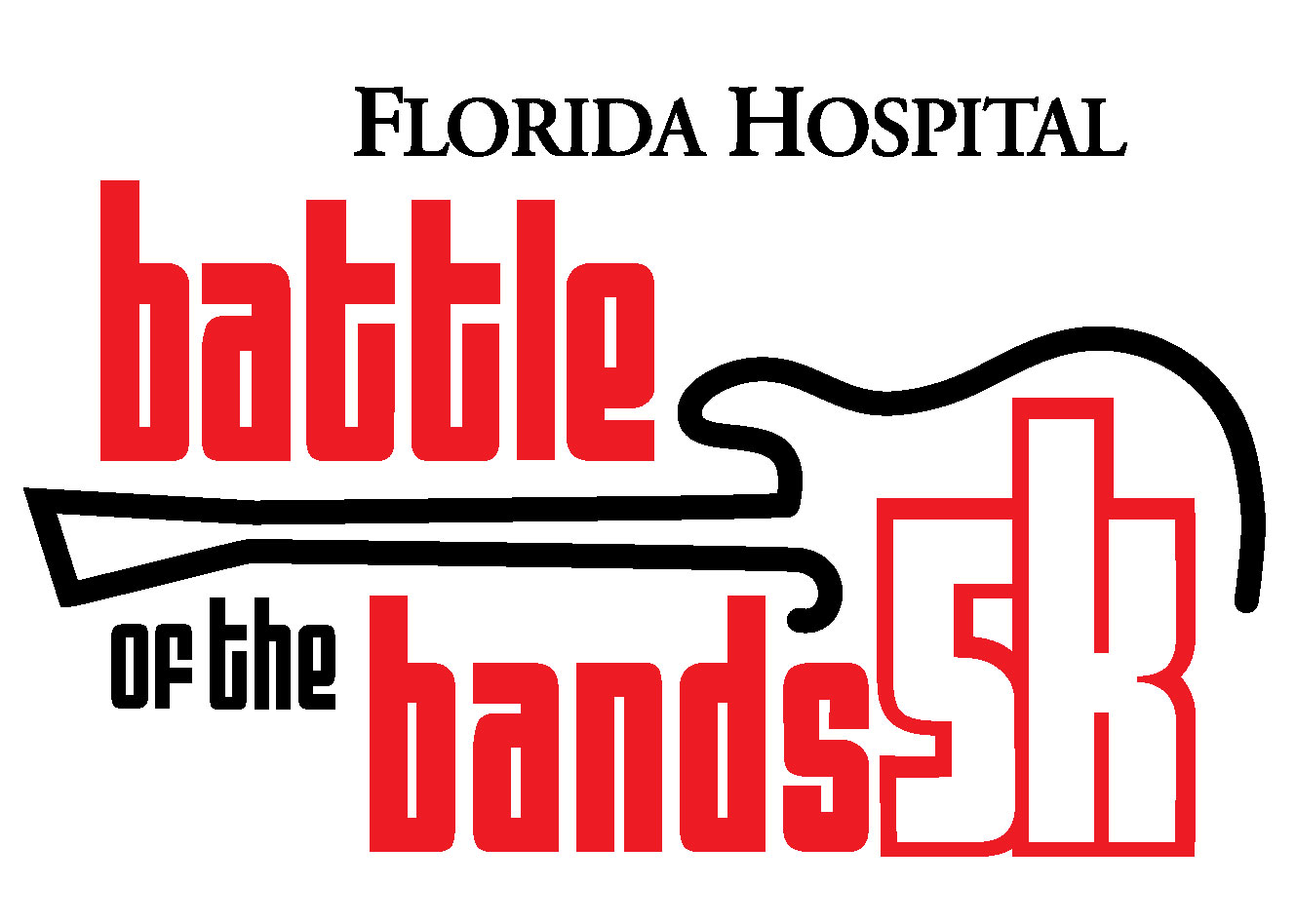 Florida Hospital Battle of the Bands 5k (Running Series Event #2)