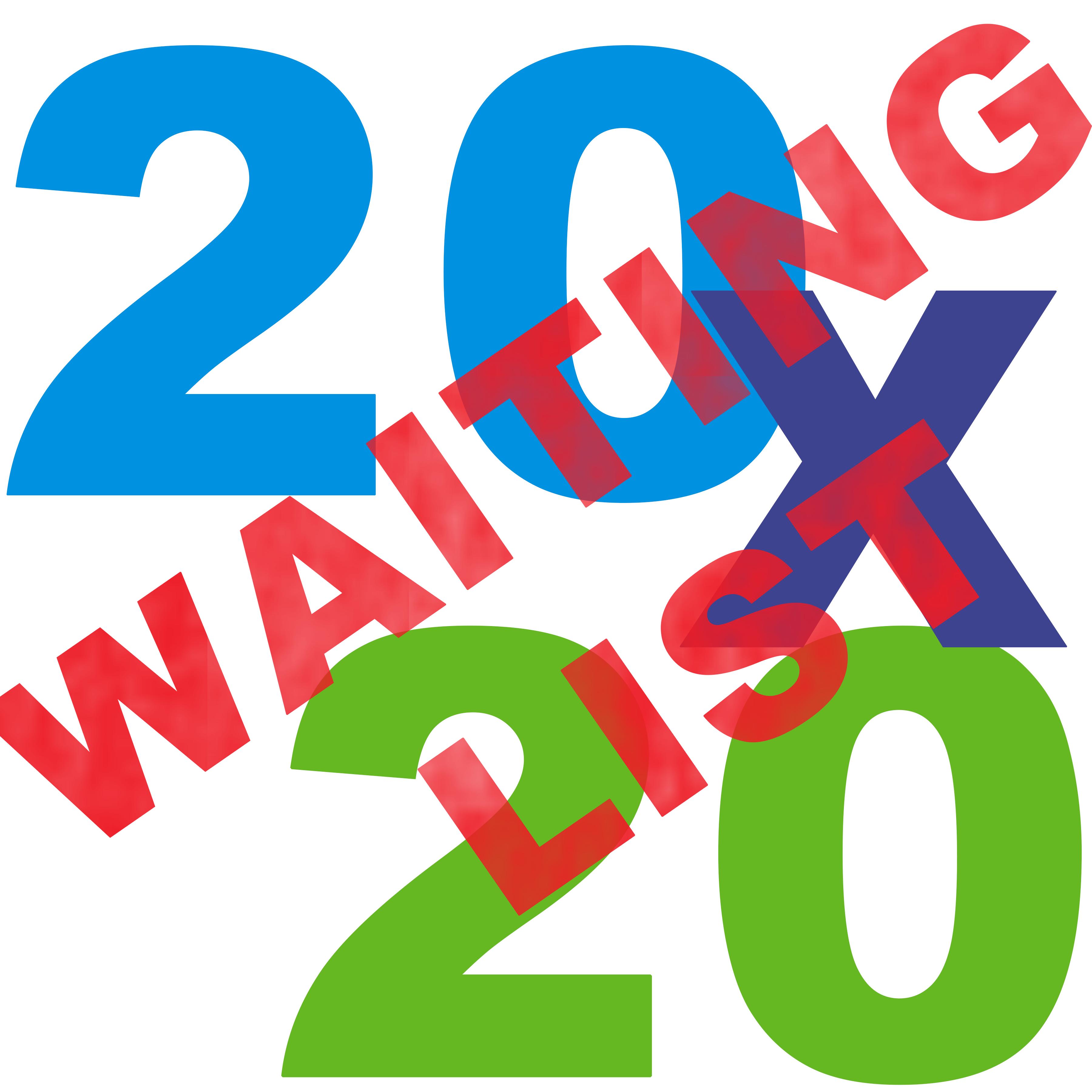 Waiting List 20x20