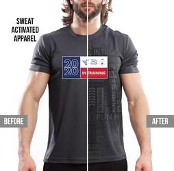Charcoal Training T-Shirt