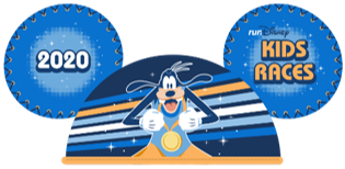 runDisney Kids Races | Commemorative Mickey Ears