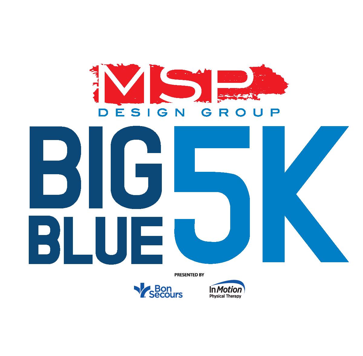 2019 MSP Design Group Big Blue 5K
