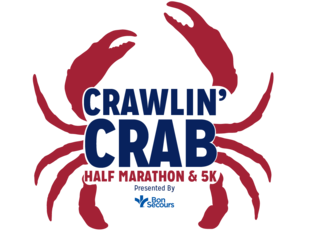 2020 Crawlin' Crab Half Marathon and 5K