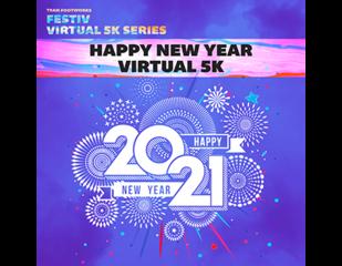 Happy New Year Virtual 5K