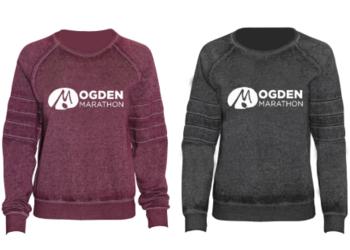 Ogden Marathon Crew Neck Sweatshirt