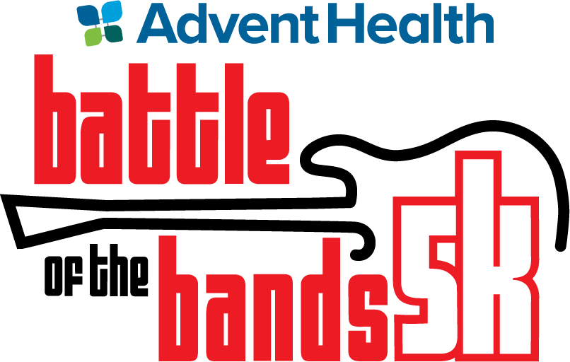 AdventHealth Battle of the Bands 5k (Running Series Event #2)
