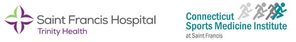 Saint Francis Hospital / Trinity Health / Connecticut Sports Medicine Institute Logo