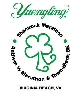 2018 Yuengling Shamrock Marathon, Anthem Shamrock Half Marathon & TowneBank Shamrock 8K