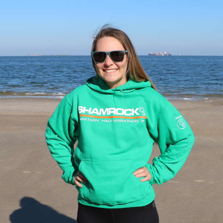 Shamrock Core Fleece Hooded Sweatshirt