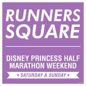 Runners Square   Saturday & Sunday