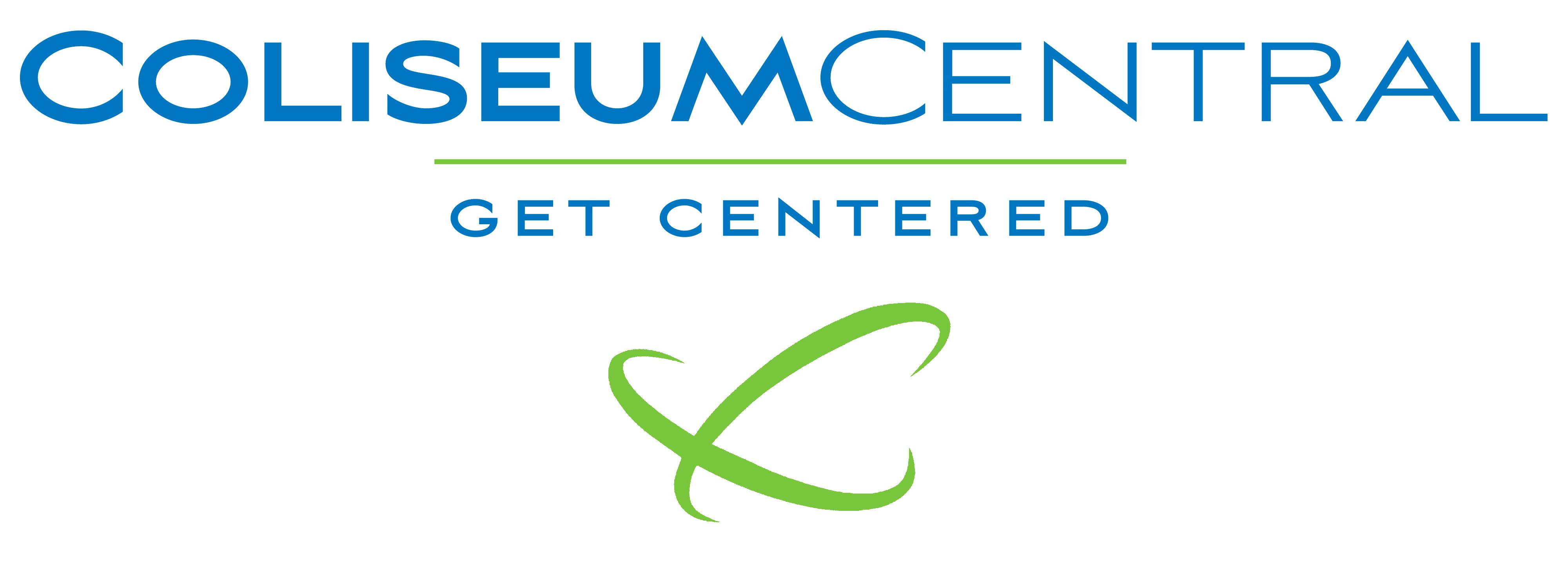 Explore Coliseum Central Logo