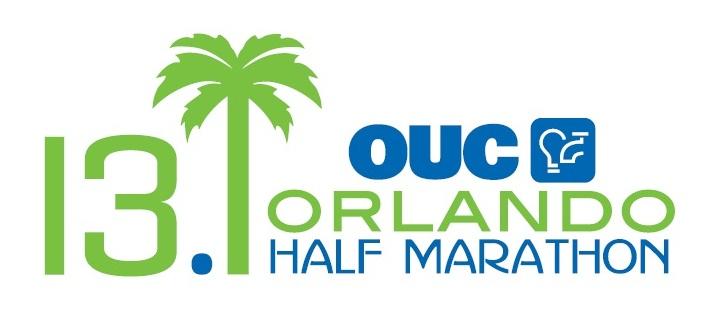 2018 OUC Orlando Half Marathon & Track Shack Lake Eola  5k