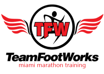 Miami Full Marathon Training