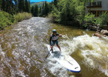 YETI Down River SUP Sprint