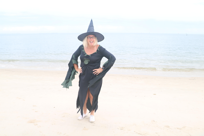 Witch Dress & Hat