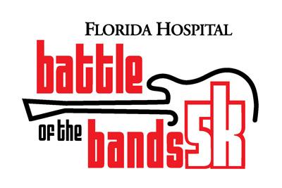 Florida Hospital Battle of the Bands 5k