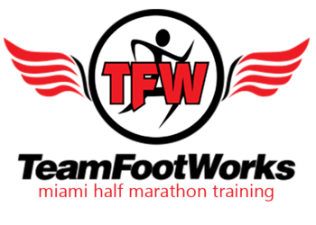 Miami Half Marathon Training