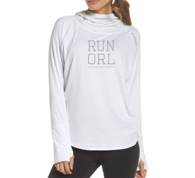 Brooks Women's RUN ORL Dash Hoodie